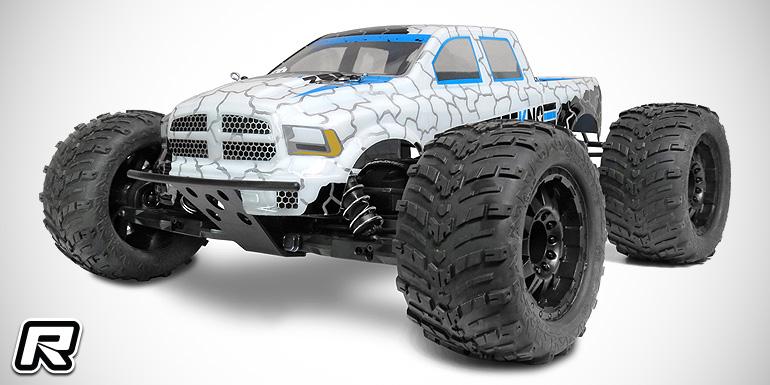 Tekno MT410 1/10th 4x4 Pro Monster Truck kit