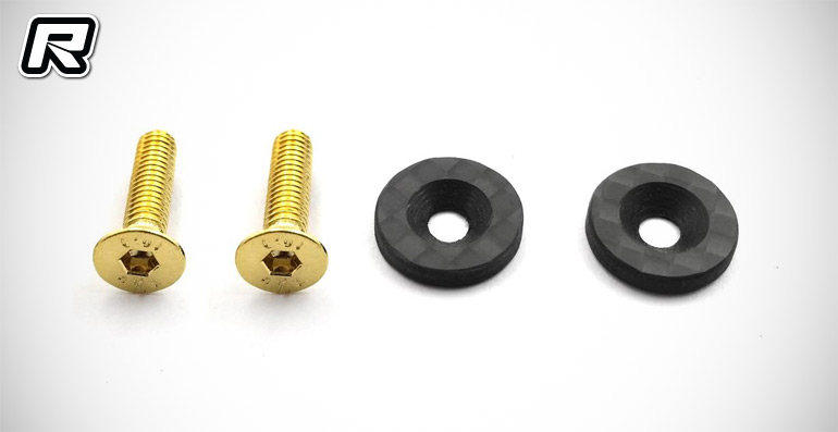 T-Work's MP9 graphite wing washers