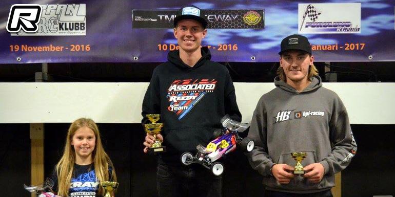 Jesper Rasmussen wins at Winter Cup