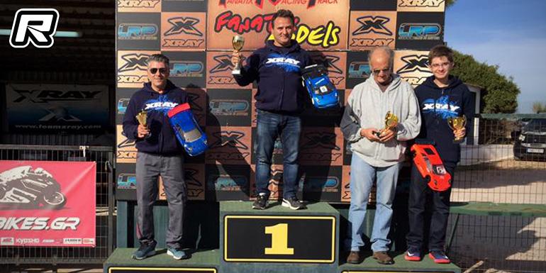 Xray Racing Series Greece Rd3 – Report