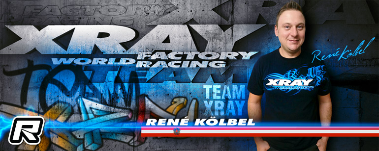 René Kölbel joins Xray Factory team