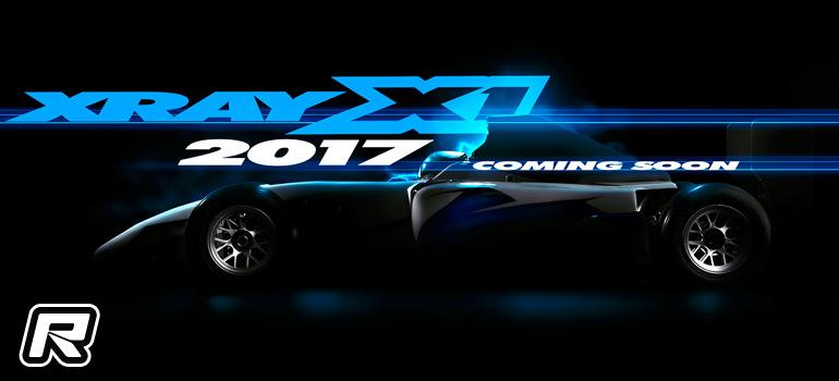 Xray X1 2017 Formula kit – Coming soon