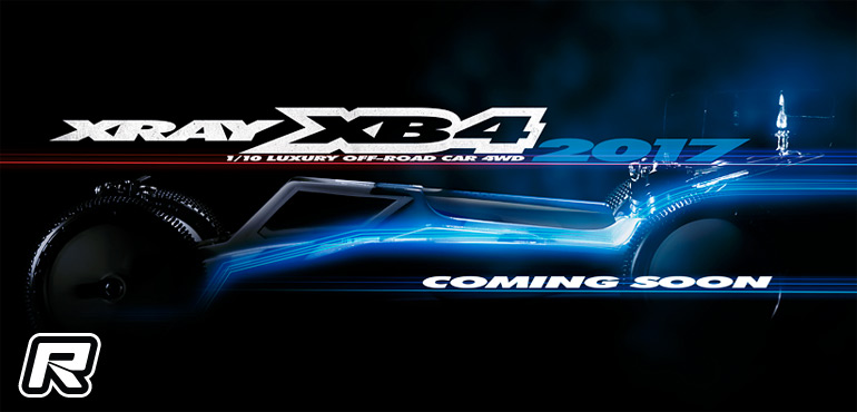 Xray XB4 2017 – Coming soon