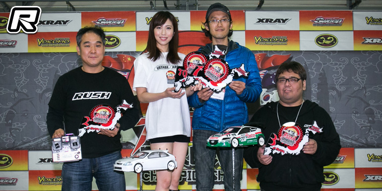Asian Onroad Championship Rd5 – Report