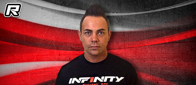 Dario Balestri signs with Infinity