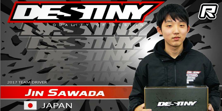 Sawada brothers team up with Destiny