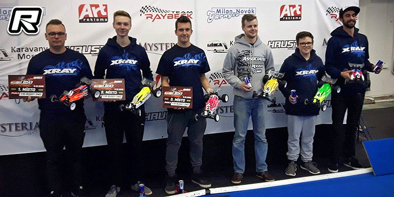 Martin Bayer doubles at Raybeck Cup