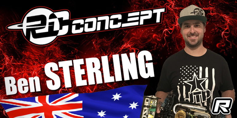 RC Concept powers Ben Sterling through to 2018