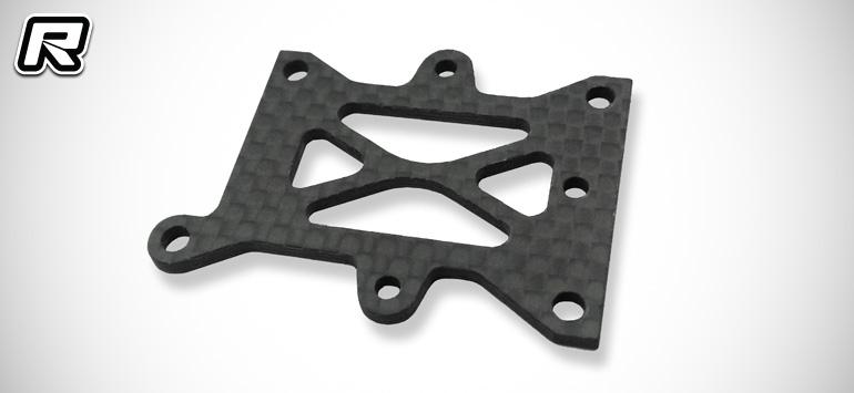 T-Works MP9 TKI3/4 carbon fibre transponder mount