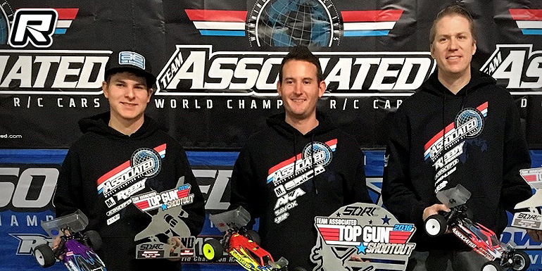 Ryan Cavalieri dominates 2016 Top Gun Shootout