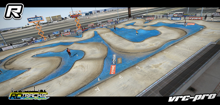 2016 IFMAR World track added to VRC-Pro