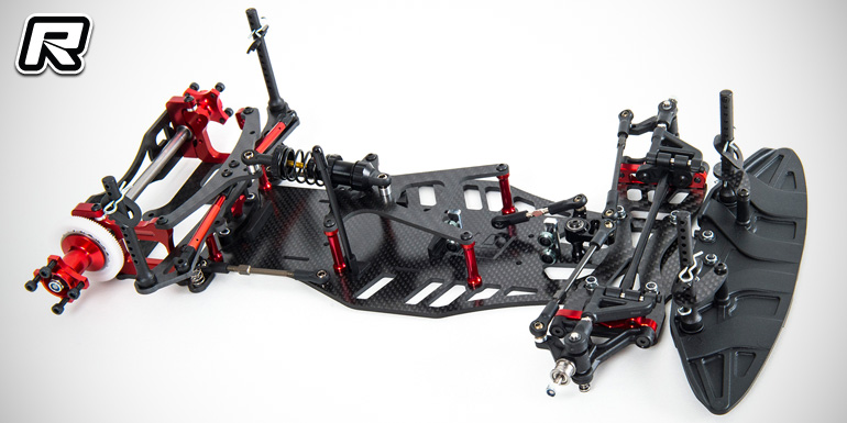 Red Rc Rc Car News Capricorn P1 235 Pro10 Chassis Kit