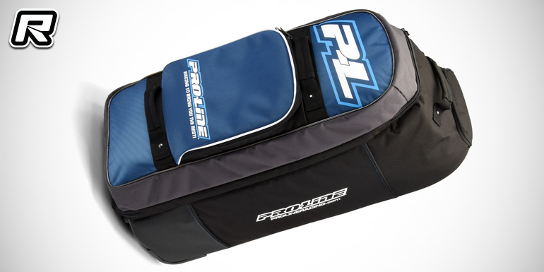 Pro Line Have Introduced Their All New Travel Bag For Long RC Trips And Plane Rides The Helps To Keep Everything Organised Tidy While Being Easy