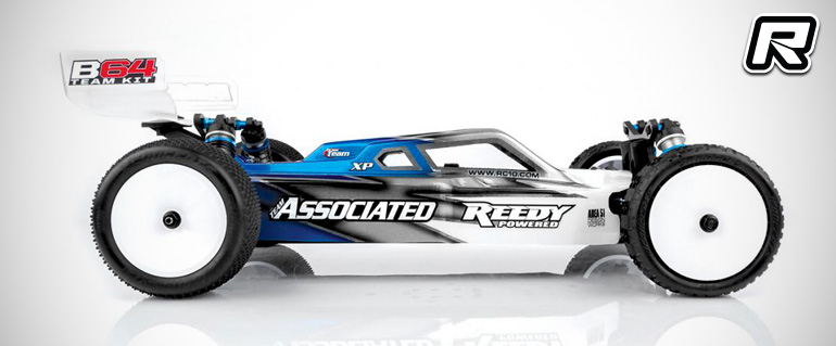 Red Rc Rc Car News 187 Team Associated B64 Team Kit 1 10th