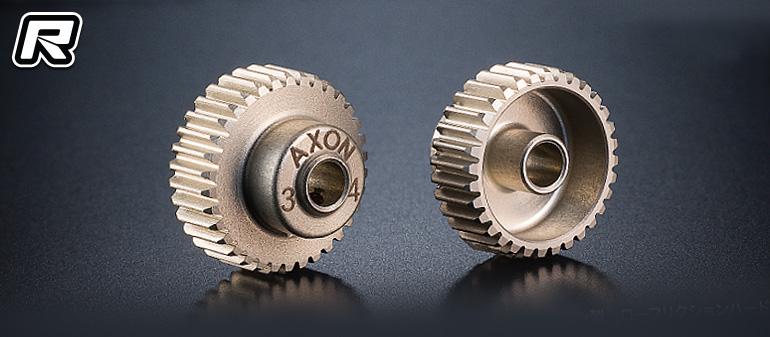 Axon 64 pitch pinion gears - Red RC - RC Car News