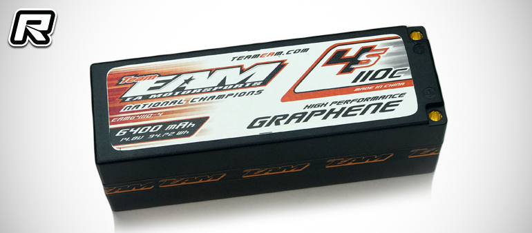 red rc rc car news team eam 6400mah 4s graphene lipo battery pack. Black Bedroom Furniture Sets. Home Design Ideas
