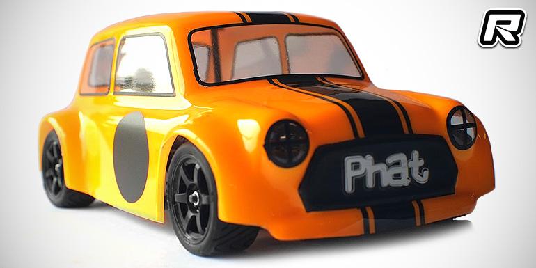 Red RC RC Car News Phat Bodies Mini Miglia Mclass Body Shell - Phat cars