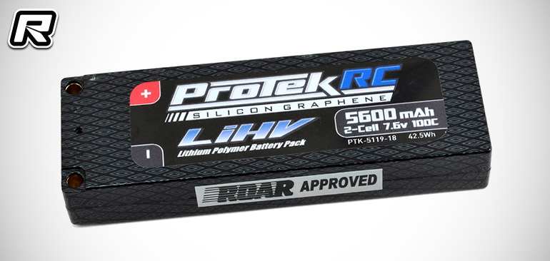 red rc rc car news protek graphene lihv lightweight rx battery packs. Black Bedroom Furniture Sets. Home Design Ideas