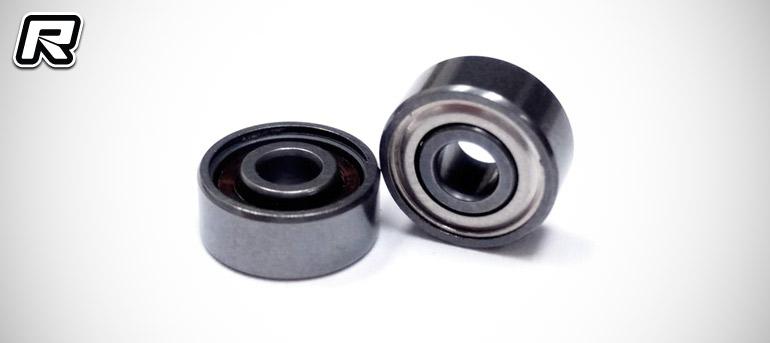 Red rc rc car news double ceramic ceramic motor for Brushless motor ceramic bearings