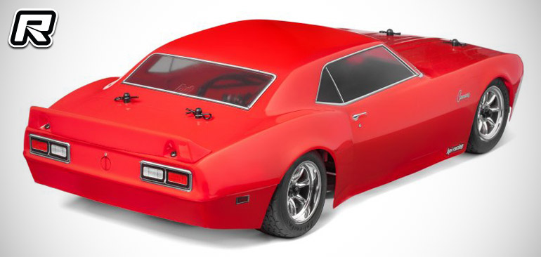Hpi Racing 1968 Chevy Camaro Body Shell Red Rc Rc Car News