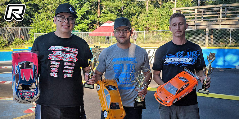 Sam Isaacs doubles at Independence Day Race - Red RC