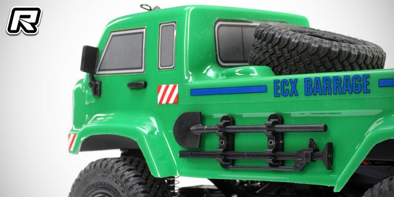 Red Rc Rc Car Newsecx 1 24 Barrage Uv Fpv 4wd Scaler