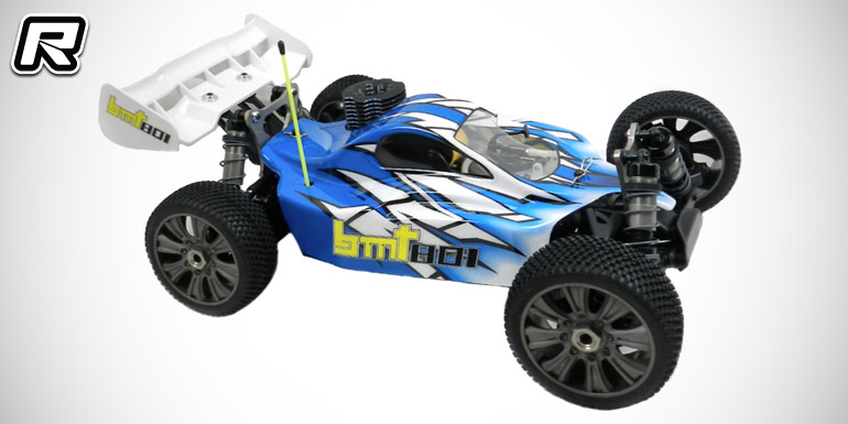 Italian Company Bmt Has Introduced The New 801 Series Nitro And Electric Ready To Run Buggies Both Utilise Hard Anodised 7075 Ergal Chis Plates