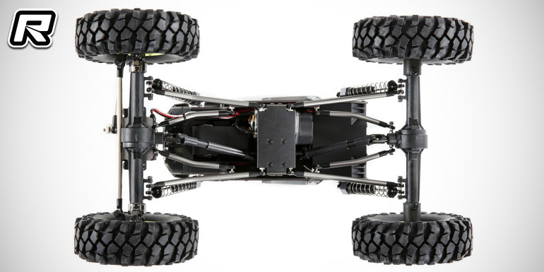 Ecx Temper 1 18 4wd Gen2 Rtr Crawler Red Rc Rc Car News