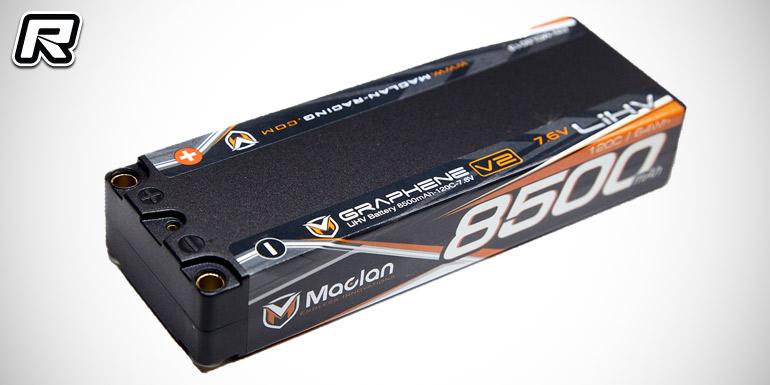 maclan racing graphene v2 lihv battery packs red rc rc car news. Black Bedroom Furniture Sets. Home Design Ideas