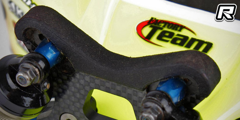 Team Associated #3881 TC3 Front Shock Tower