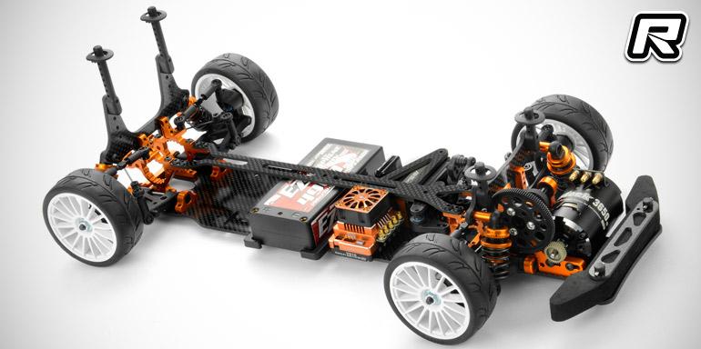 Ball Bearings Car >> Xray T4F 1/10th FWD touring car kit - Red RC