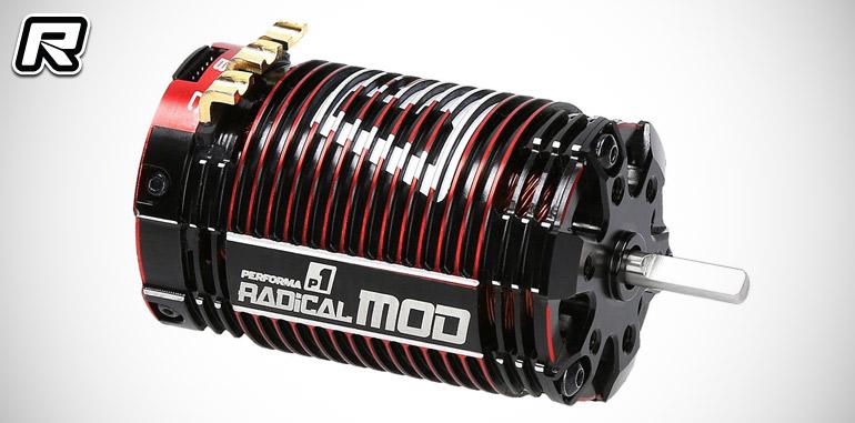 Performa Racing P1 Radical 690 Modified motors - Red RC