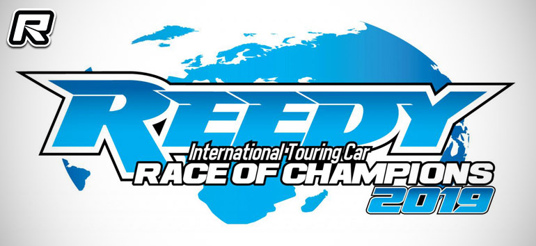 Reedy Touring Car Race of Champions – Announcement