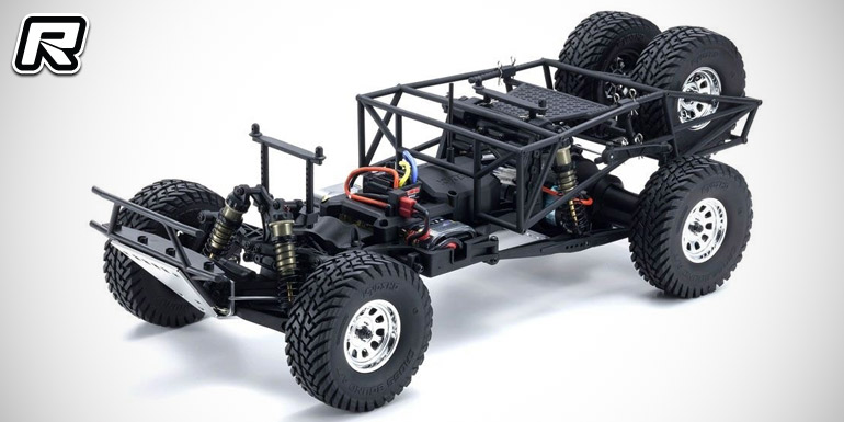 Kyosho Outlaw Rampage Pro 2WD ARR truck - Red RC