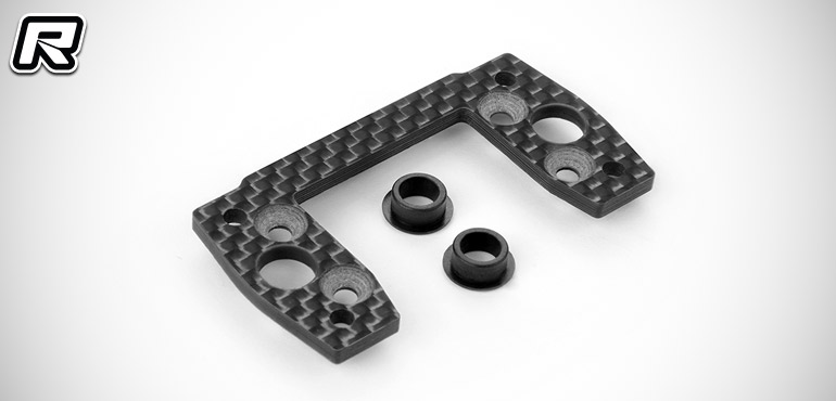 Xray GTX Graphite Centre Mounting Plate