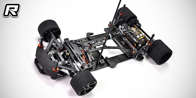 Serpent S120 Pro 1/12th scale pan car kit sur Gaz-On RC || RC car