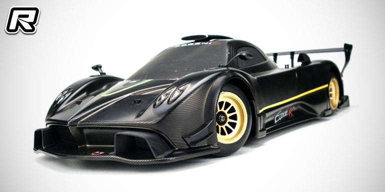 Carisma Racing Crf Gt Pagani Zonda R 1 10th Pan Car Red Rc