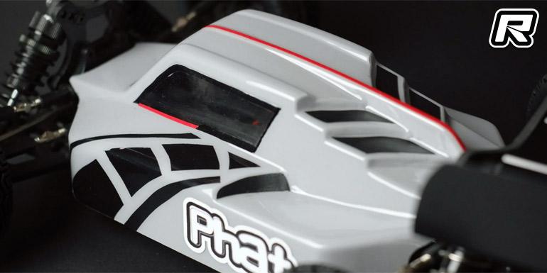 "PHAT BODIES ""ATAK"" 14th buggy bodyshell LC Racing EMB-1 WLtoys 144001 Mini 8ight"