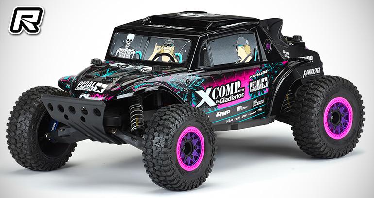Pro-Line Megalodon Blake Wilkey Edition desert buggy