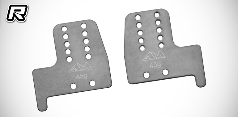 Arrowmax Tungsten shorty weight holders