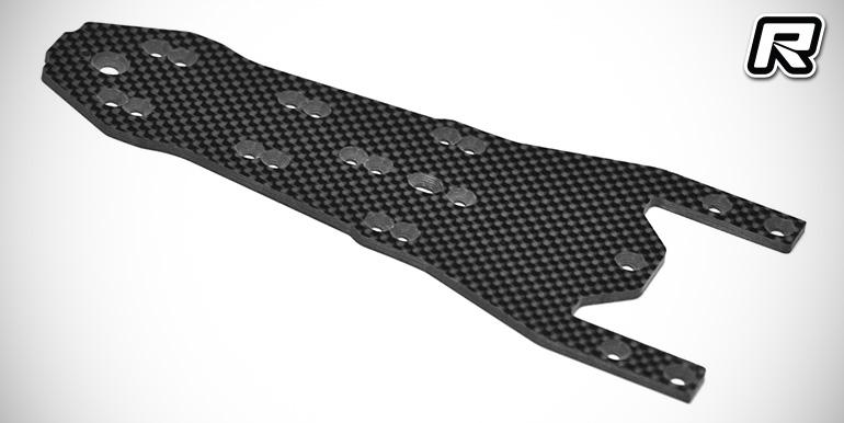 Exotek F1Ultra extra stiff chassis & ball diff axle