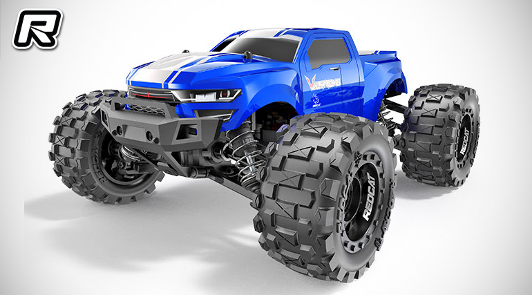 Redcat Volcano-16 1/16th scale monster truck