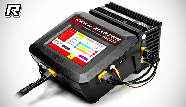 Muchmore Cell Master Specter charger & discharge bank