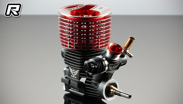 Reds Racing 521 GTS engine