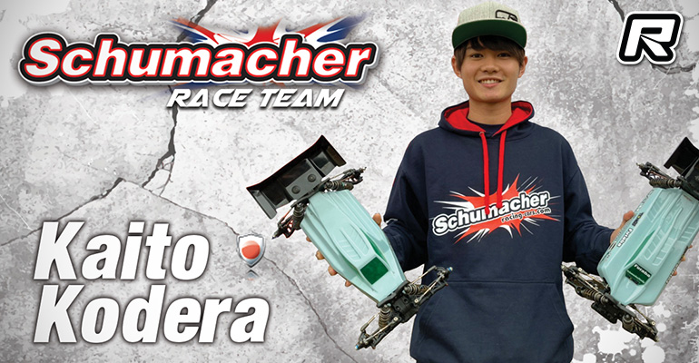 Schumacher sign Kaito Kodera to their team