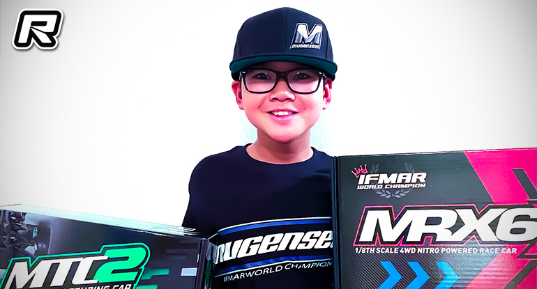Jacob Cruz joins Mugen Seiki Racing