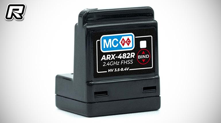 Monaco RC MC-482RX Sanwa compatible receiver