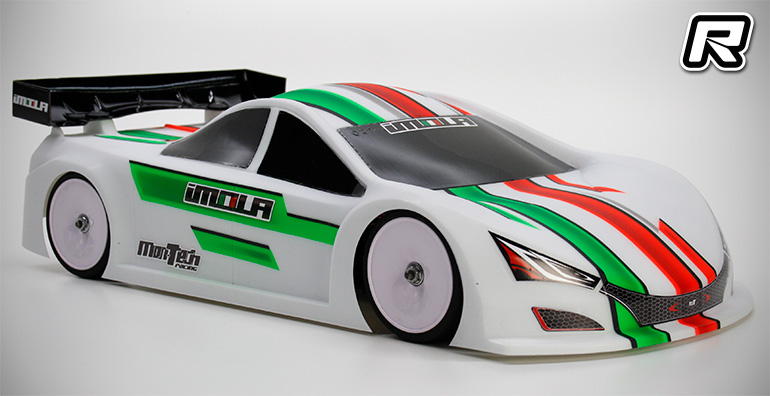 Mon-Tech Racing Imola touring car body
