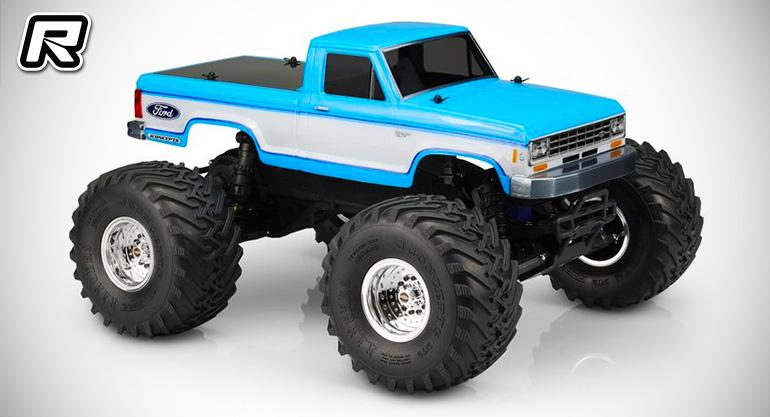JConcepts 1985 Ford Ranger body