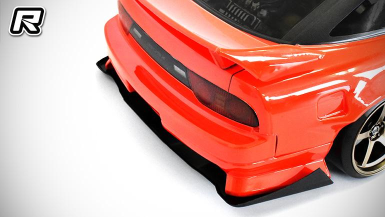 RêveD Nissan 180SX Wisteria bodyshell